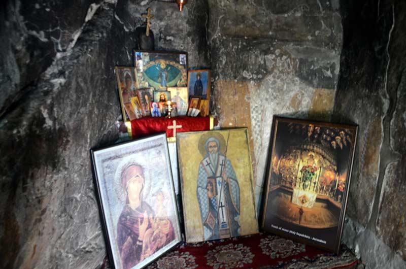 Saint Erasmus Cave Church