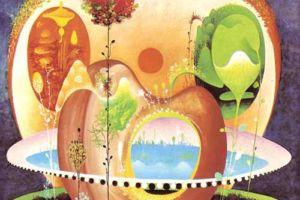 Vangel Naumovski - Sunset Garden - 1968