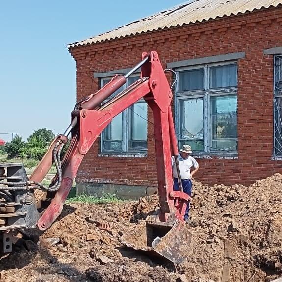 дом досуга караман - благодарим за помощь и поддержку - марксовский район