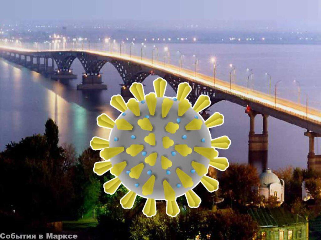 296 - новый рекорд по суточному приросту выявленных случаев коронавируса в Саратовской области