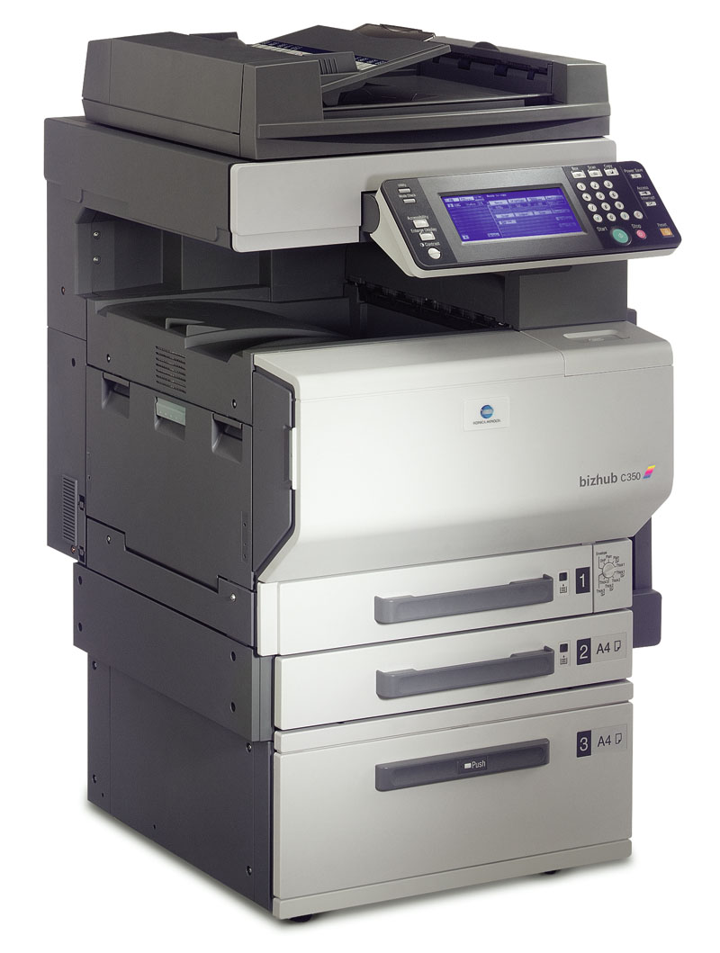 KONICA MINOLTA BIZHUB C350 TREIBER WINDOWS 10