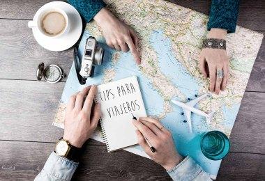 Tips para viajeros