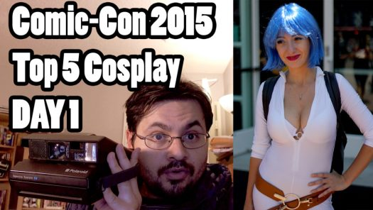 SDCC2015 - Top 5 Cosplay