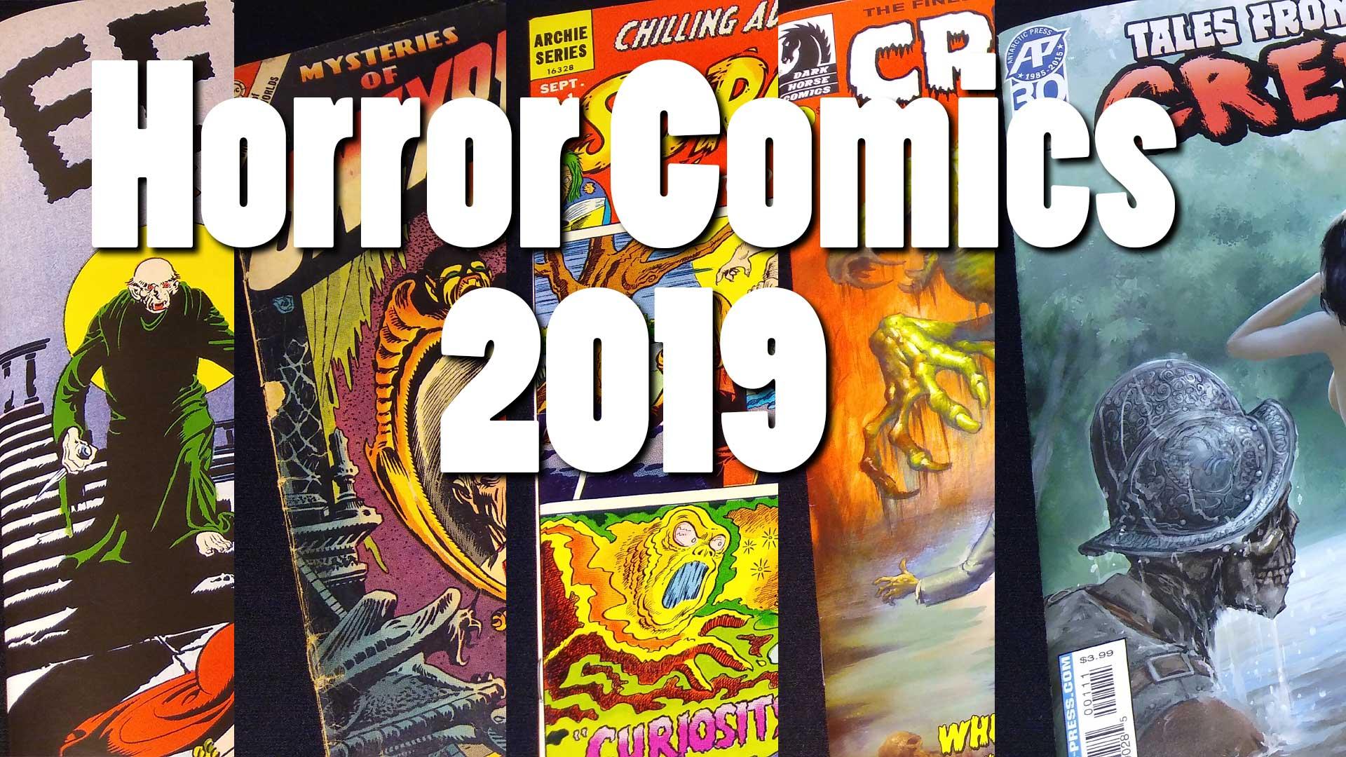 Horror Comics 2019