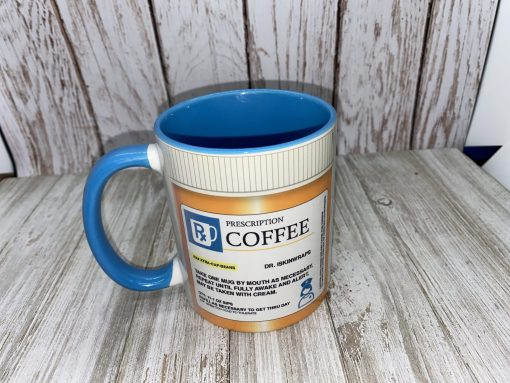 Coffee Mug Prescription