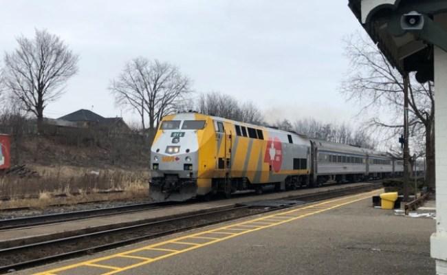 Via Rail Says No One Injured As Halifax Bound Passenger