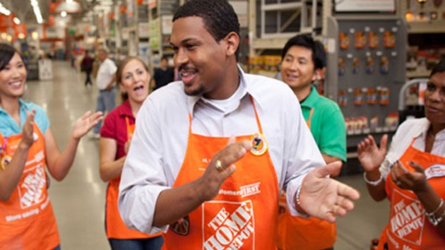 Want To Don The Orange Smock? Home Depot Career Fair