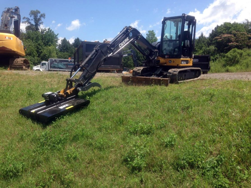 Excavator Brush Cutter | Brush Cutters & other Well-Built