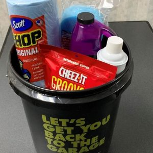 Bucket of Goodies by Advance Auto Parts