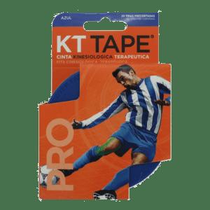KT Tape Pro ® Rollo Azul 20 cintas musculares