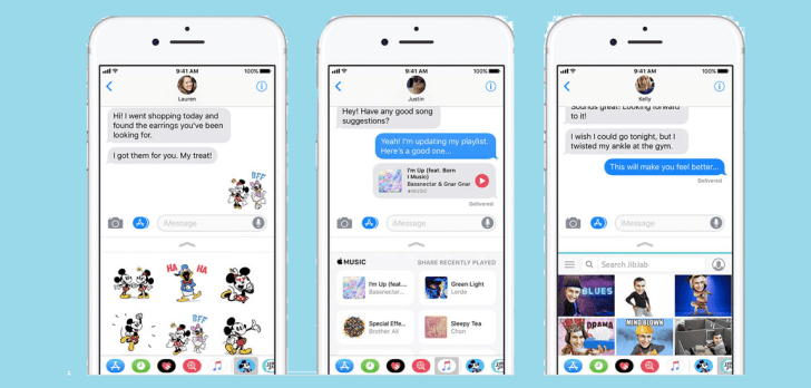 iMessage for Android Platform