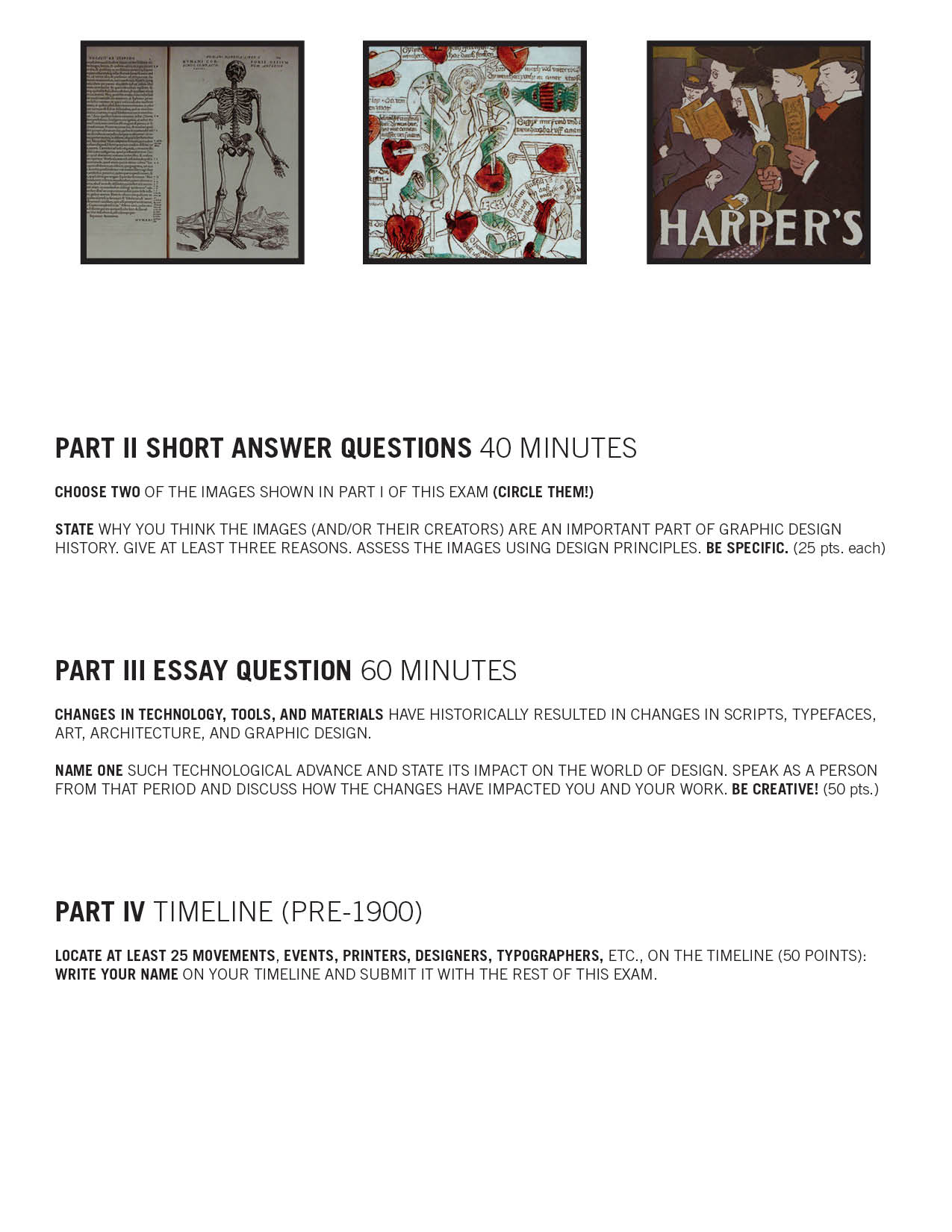 Graphic Design History At Ccsf