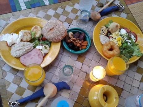 moroccan iftar