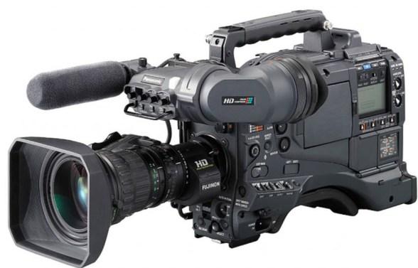 HD Format Camera