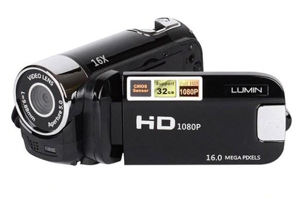 HD Video Camera Best Zoom