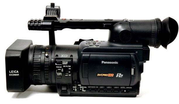 Panasonic AG-HVX200 review