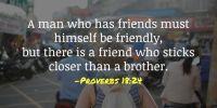 PART 61 FAITH IS TO CHOOSE MEN OF FAITH