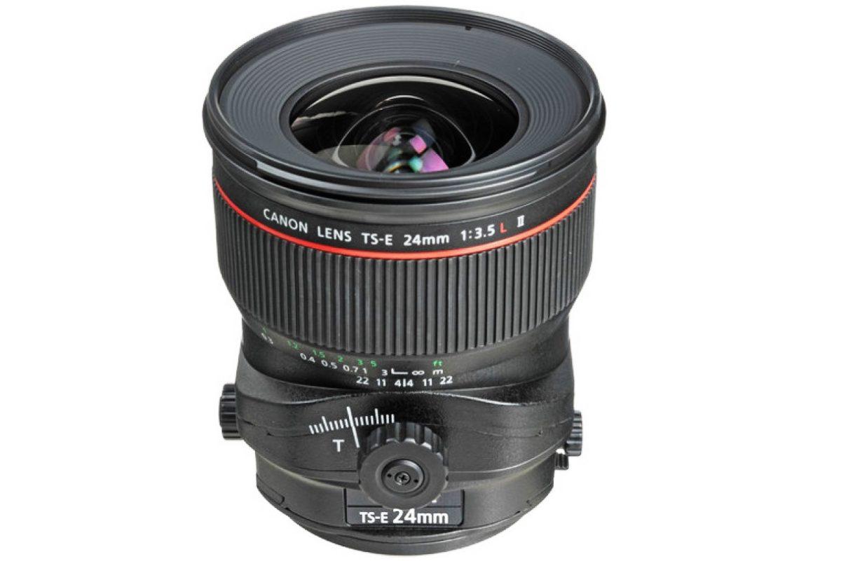 24mm Shift & Tilt Lens (EF Mount)