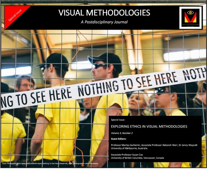 Visual methods and ethics