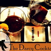 Men of Austen Week: The Darcy Cocktail