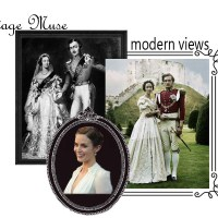 Vintage Muse Modern Views: A Royal Obsession