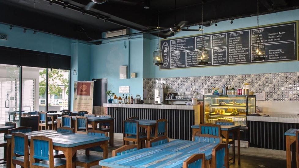 Biji Kopi Cafe  VMO