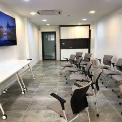 Office Chair Kota Kinabalu Beige Covers For Weddings A Space Meeting Room Vmo