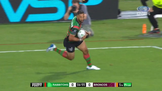 NRL Highlights: Rabbitohs put on a show against the Broncos - Round 5