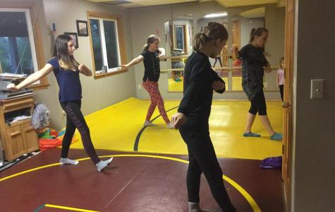 Community dance class provides positive space for students