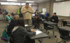 Teacher Feature: Mr. Medina