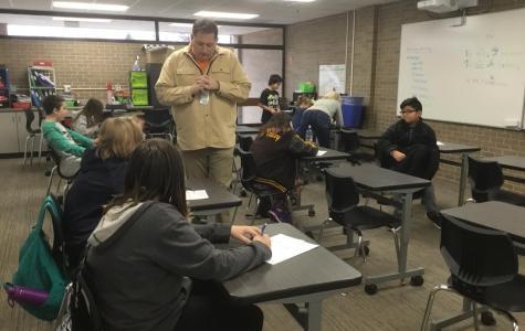 Teacher Feature: Mr. Medina