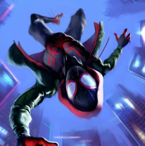 Spider-Man: Into the Spiderverse catches moviegoers in its web