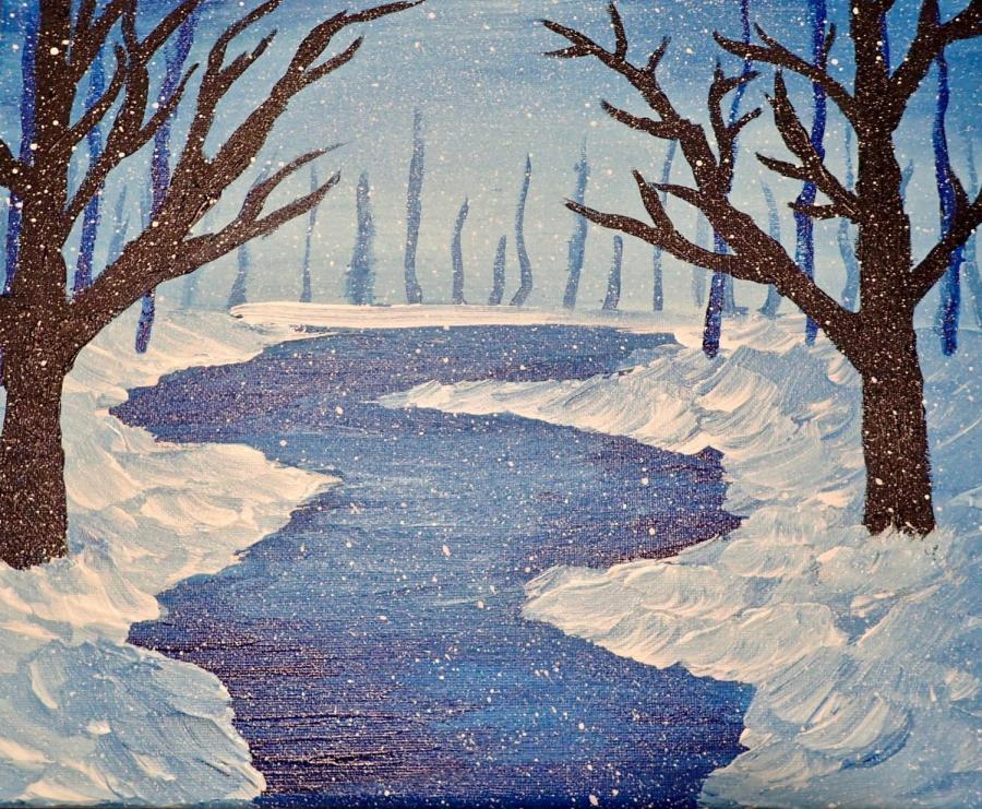 Memory of Snowfall
