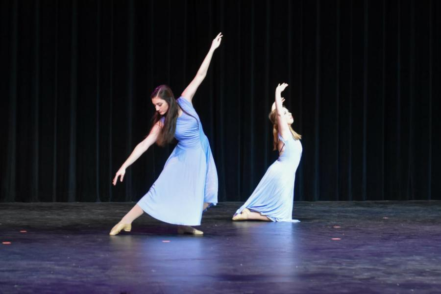 Youth Dance Ensemble takes the stage