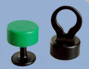 betegrögzítő rendszer mágnes kulccsal nyitható patentzár nyitott