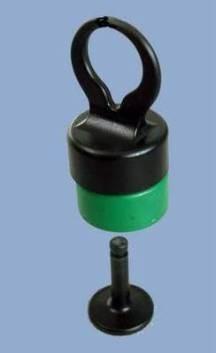 betegrögzítő rendszer mágnes kulccsal nyitható patentzár