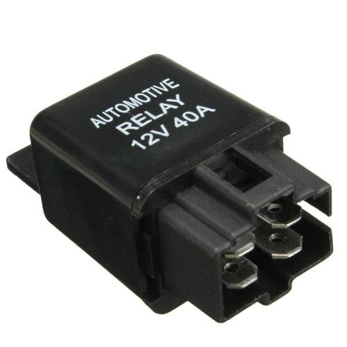 small resolution of tookie 1pc plastic dc 12v 40a car 4 pin spst automotive alarm relay car black