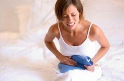 Túi chườm nóng lạnh 2 mặt dùng chữa đau bụng khi đến chu kỳ kinh nguyệt hàng tháng.