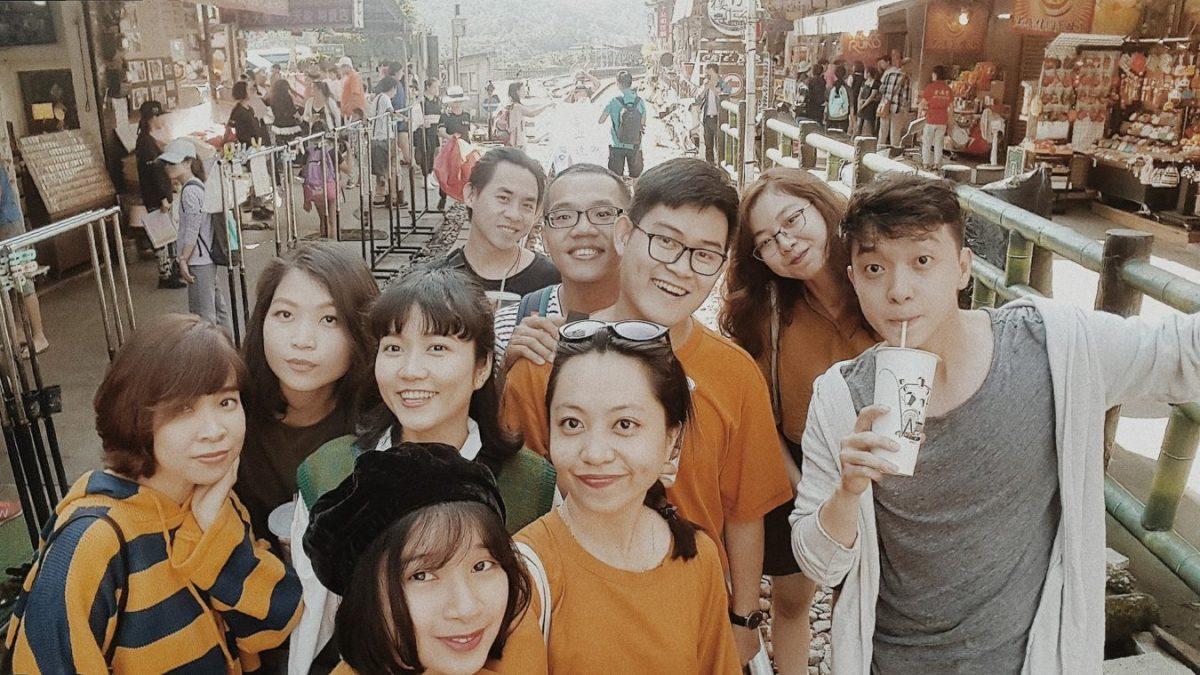 Du lịch tự túc Đài Loan : Lịch trình dành cho nhóm bạn hoặc công ty đi company trip