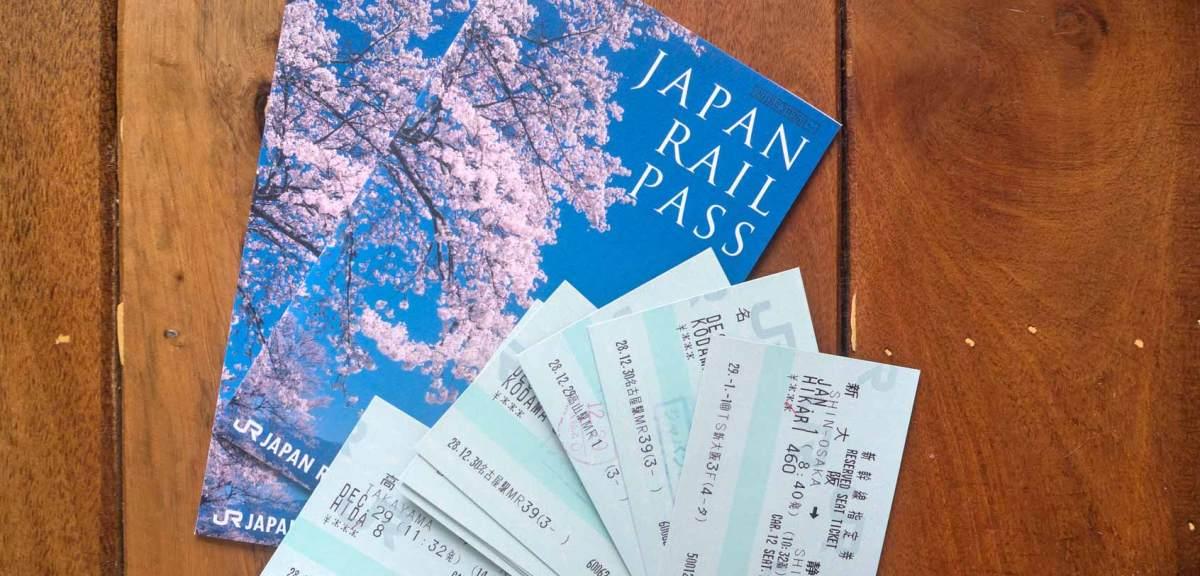 JR PASS JAPAN - VÉ JR PASS - DU LỊCH NHẬT BẢN
