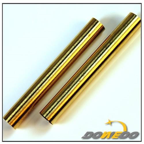 ASTM C26000 C28600 Đồng ống kim loại