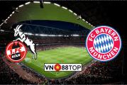Soi kèo, Tỷ lệ cược FC Koln - Bayern Munchen 21h30' 16/02/2020