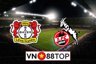 Soi kèo, Tỷ lệ cược Bayer Leverkusen vs FC Koln, 01h30 ngày 18/06/2020
