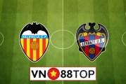 Soi kèo, Tỷ lệ cược Valencia vs Levante, 03h00 ngày 13/06/2020