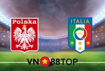 Soi kèo nhà cái, Tỷ lệ cược Ba Lan vs Italy - 01h45 - 12/10/2020