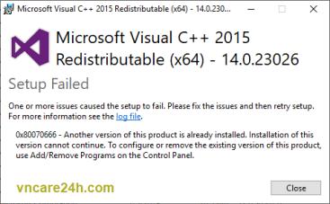Shadow of the Tomb Raider sửa lỗi thiếu file msvcp140.dll trên Windows 7