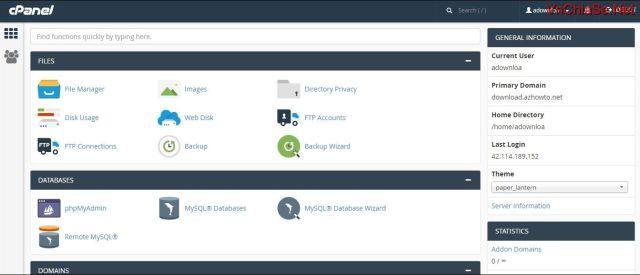 hosting miễn phí 12 tháng tại interserver - free webhosting
