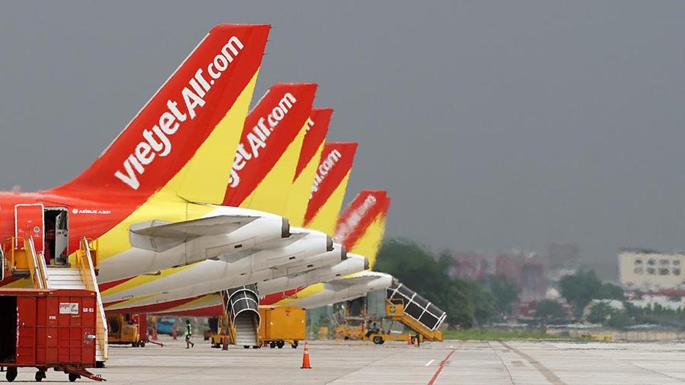 越捷航空(Vietjet)暫停所有飛往韓國的班機 - 越南財經新聞-vneconnews