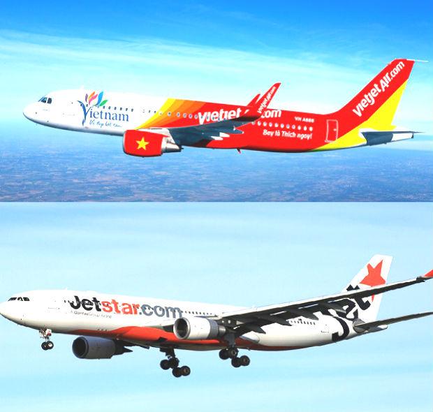 越捷航空提議收回捷星太平洋航空的飛航許可證 - 越南財經新聞-vneconnews
