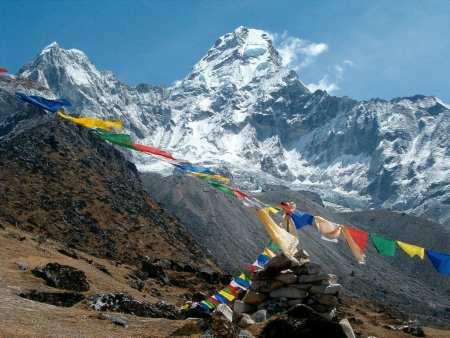 Треккинг базовый лагерь Эвереста Непал тур